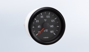 Cockpit International 1650°F Pyrometer, 12V, Requires 323 892 Sender