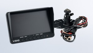"Standard View Cameras 7"" Quad View Camera Display"