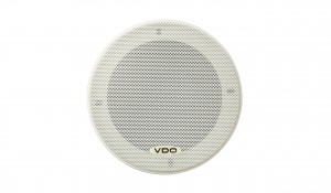 """5"""" (130mm) 2-Way Coaxial Speakers, White"""