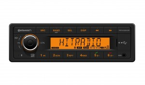 Continental Radio Radio/USB MP3/WMA/Bluetooth
