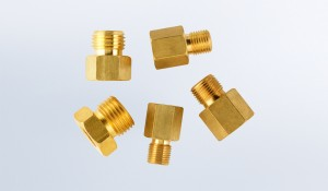 Brass Adapters, includes 1/8-27NPTF to: M16x1.5, M14x1.5, M12x1.0,M10x1 and 1/8-28BSP